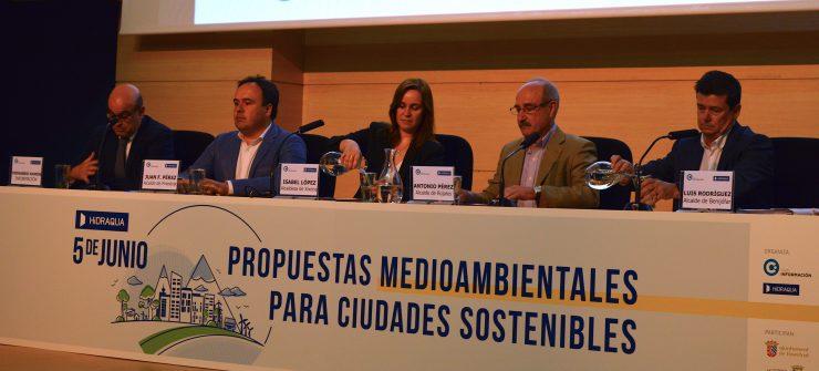 El encuentro de alcaldes de pequeños municipios enseña sus propuestas en pro de la sostenibilidad.
