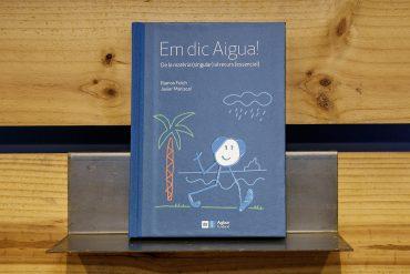 El libro de Ramon Folch y Javier Mariscal.