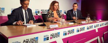 Bartual, Martínez y Olcina presentaron el octavo informe Aquae Papers.