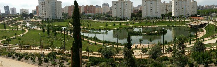 El parque La Marjal de Alicante es un ejemplo de adaptación a los cambios.