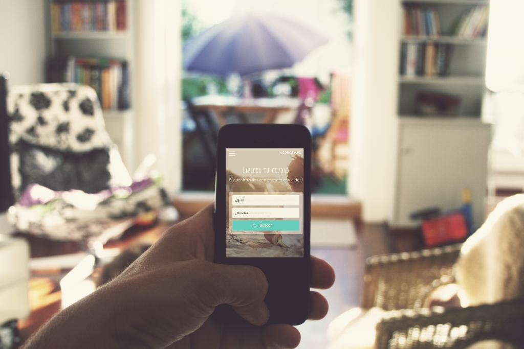 El portal Ecovamos cuenta con las recomendaciones de los usuarios y las propias que coordina Fuentes.