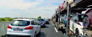 El tráfico es el principal problema de emisiones de CO2