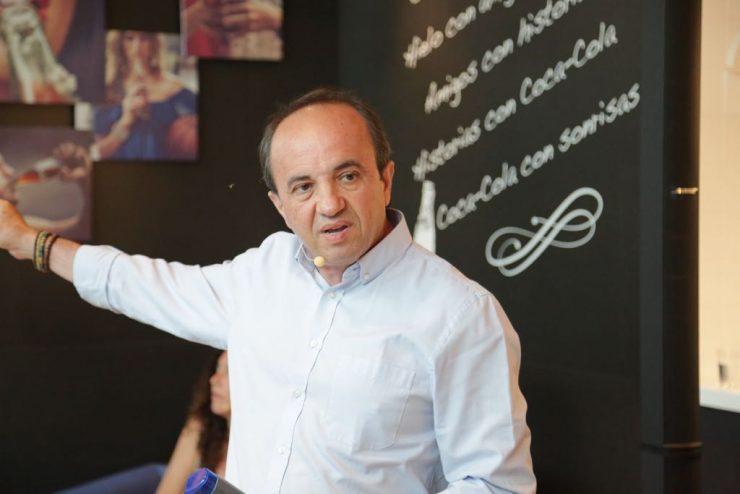 José Luis Gallego trata sobre los residuos en el programa Mares circulares.