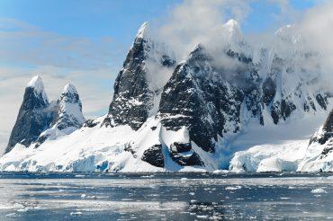 En la Antártida se registran las temperaturas más frías del planeta.