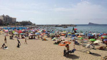 Benidorm es uno de los municipios piloto del proyecto playas inteligentes.