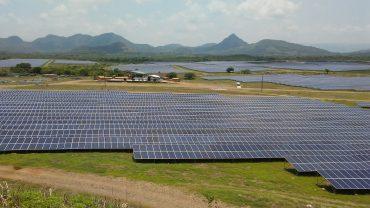 Los grandes proyectos de energía solar se están convirtiendo en una tendencia.