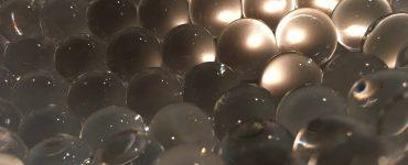 El EFTE es un tipo de polímero usado en la construcción como alternativa al vidrio por su ligereza y transparencia.