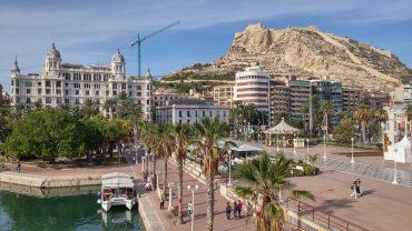 La Edusi Alicante afectará a los dos castillos de la ciudad y cuatro barrios históricos.