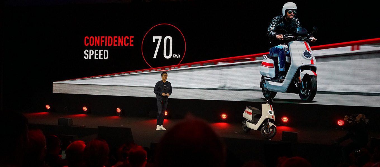 Las scooters eléctricas, como las de Niu, pretenden cambiar el mercado.