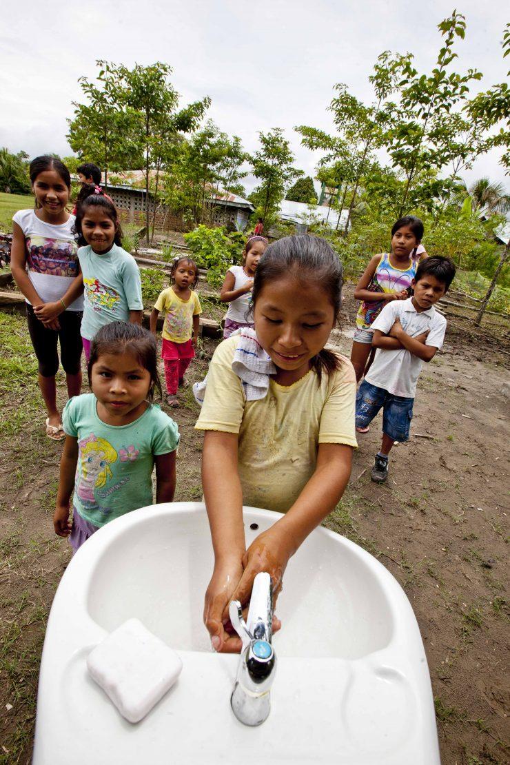 Agua para Amazonía peruana_Fundación Aquae