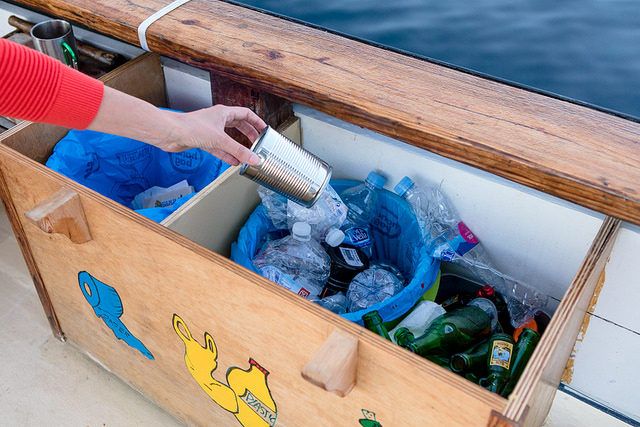 El proyecto Libera 1 m2 estudia la basuraleza en las costas españolas.