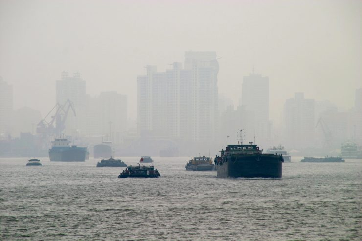 La polución atmosférica en China causa graves problemas de salud. Por eso el gobierno ha querido actuar para reducirla.