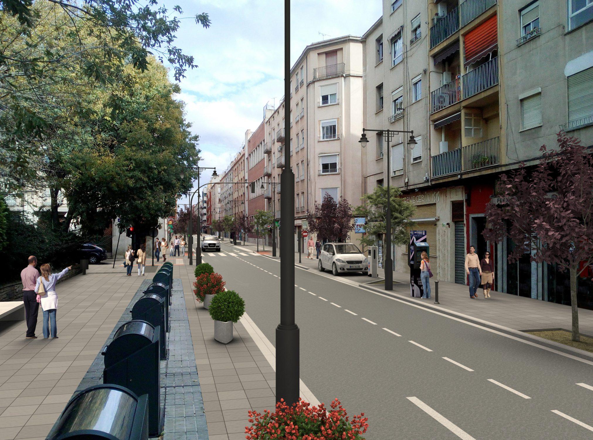 Alcoidemà es el nombre del proyecto Edusi con el que la ciudad quiere remodelarse.