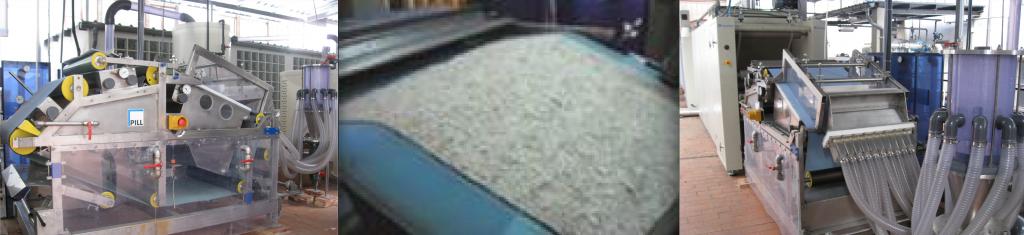 En Aitex han desarrollado la tecnología Wet Laid.