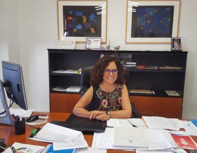Dolores Padilla destaca la importancia de crear barrio con este plan Edusi.