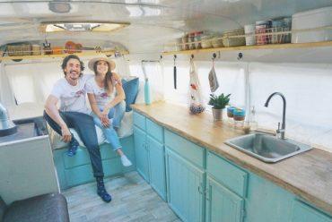 Paloma y Joseba se han embarcado en un road trip para animar al cambio por una vida más sostenible.