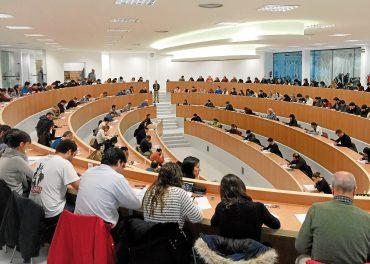 El centro asociado de la UNED Pontevedra es uno de los lugares en los que la Cátedra Aquae está trabajando para medir el uso del agua.