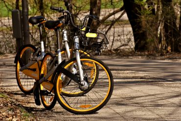 Las bicicletas sin amarre son una de las tendencias en movilidad que las ciudades están gestionando.