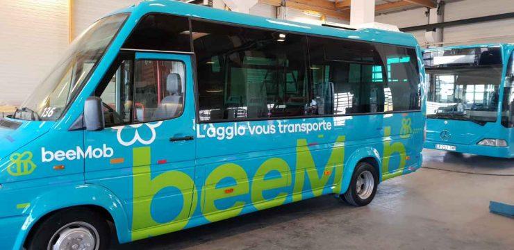 Vectalia ha rebautizado BeeMob el nuevo servicio que gestiona en Béziers.