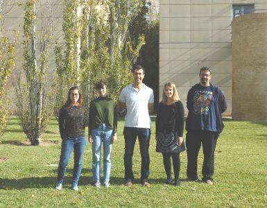 El equipo de Bioplastic Lab de la UA inveastigará los bioplásticos y su biodegradabilidad.