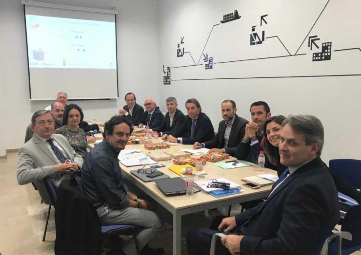 Fundación ValenciaPort ha presentado su plan elaborado, entre otros, por el Grupo de trabajo Modelos de negocio y economía colaborativa.