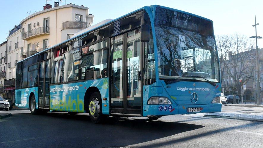 La red BeeMob en Béziers introdurá más autobses con gas natural.