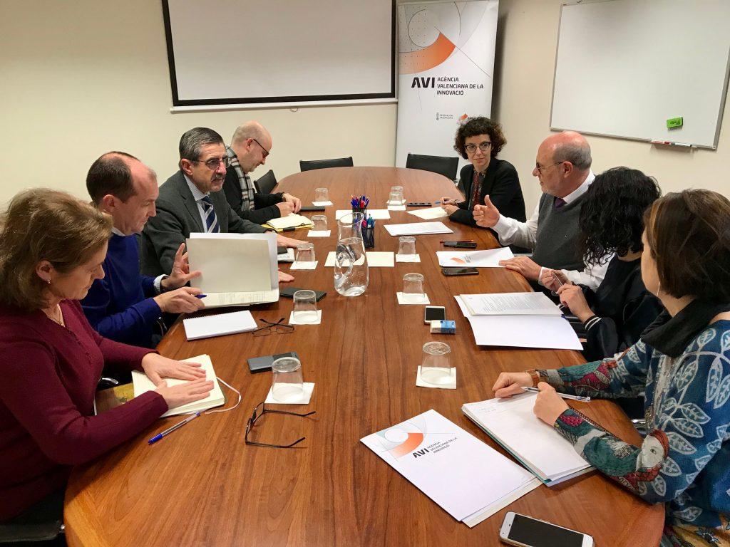 Las reuniones de AVI y AVSRE marcaron el punto de salida para crear el CEIE.