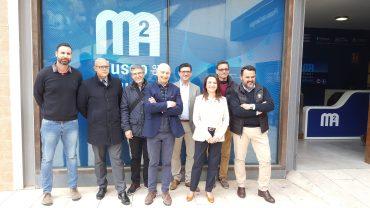 Las actividades lúdicas que prepara Aguas de Alicante para el Día Mundial del Agua se han presentado en el M2A