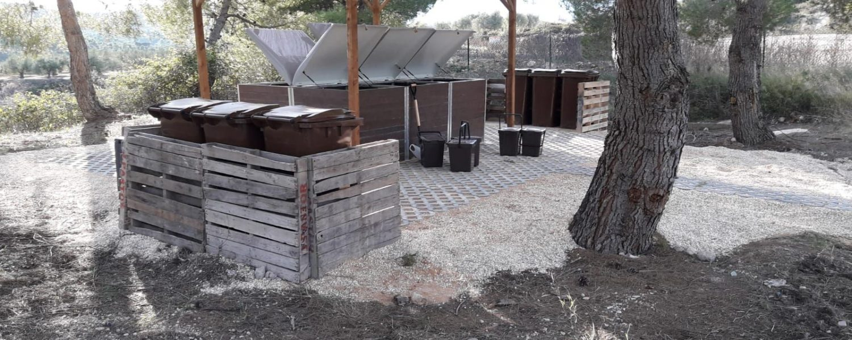 El modelo de compostaje comunitario se está extendiendo en España.