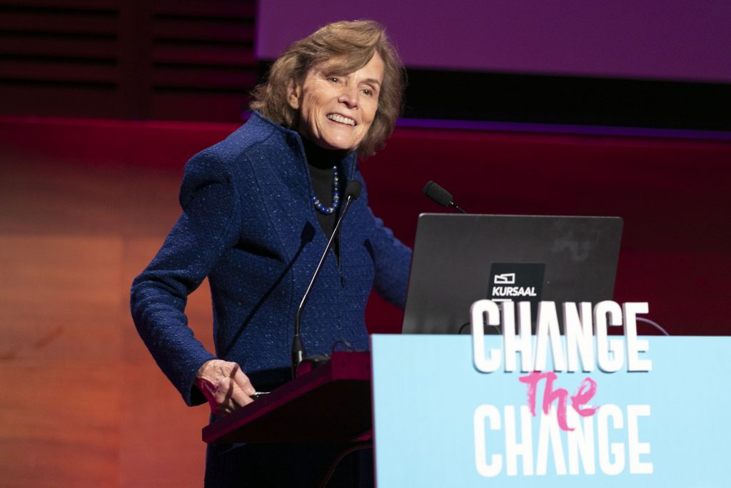 """La oceanógrafa Sylvia Earle recuerda la importancia de trabajar ya: """"Lo que hagamos en los próximos diez años marcará la diferencia"""""""