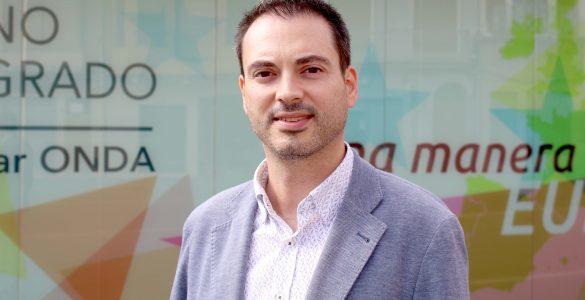El alcalde de Onda, Ximo Huguet, dispone de cinco millones de euros en su plan Edusi.