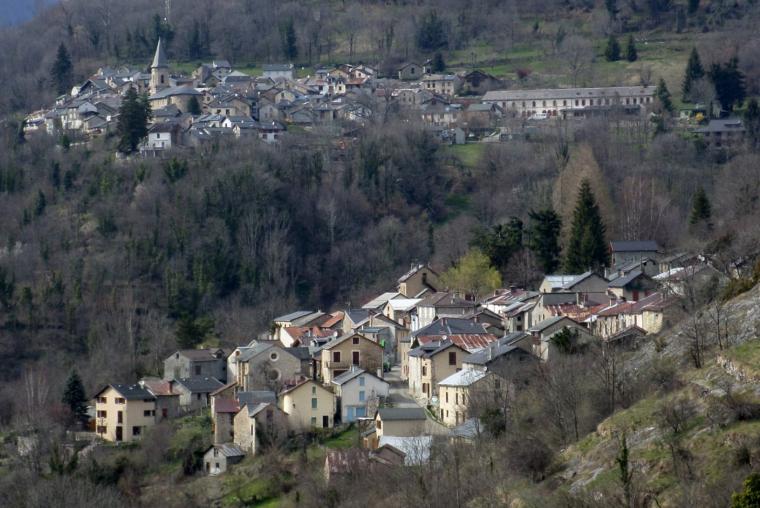 Suc e Sentenac es la población más cercana a la zona estudiada. Foto:   WIKIMEDIA COMMONS
