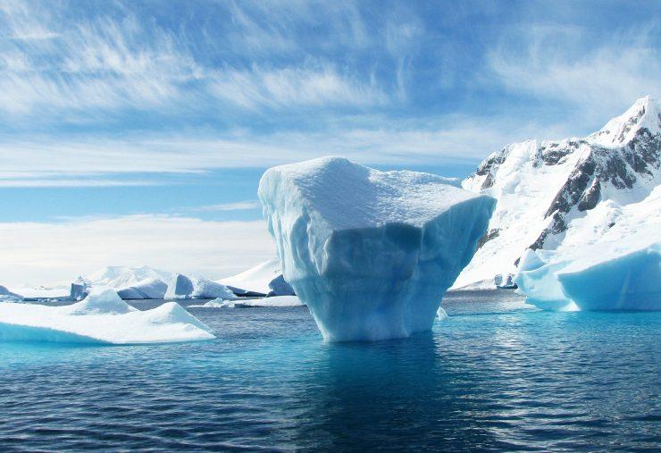 Según un estudio de la NASA, el papel de la Antártida en la subida del nivel del mar no está claro.