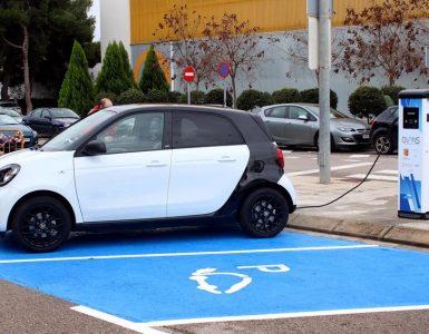 CarGreen comercializa vehículos eléctricos para el alquiler público en Paterna, su ciudad de origen.