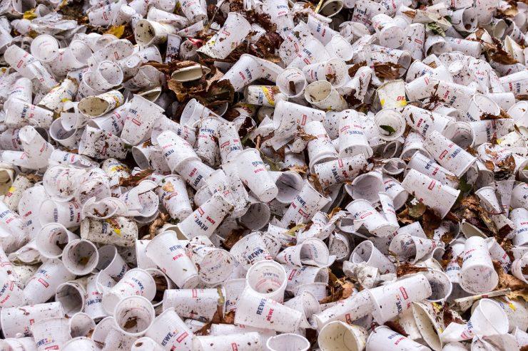 El equipo científico presume de que el PDK es el plástico reciclabe perfecto.