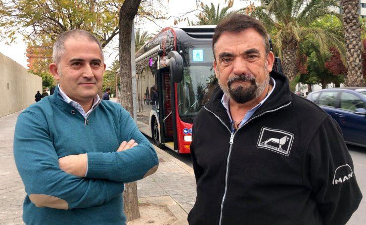 Vectalia está llevando a cabo la transición de sistemas en el transporte público que gestiona.