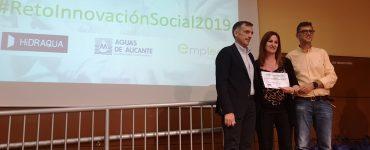 El jurado seleccionó el proyecto de Adacea en el reto de innovación social
