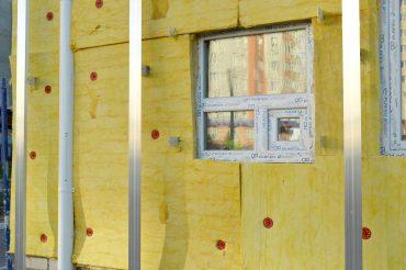 El aislamiento térmico es una de las formas de estimular la vivienda sostenible.