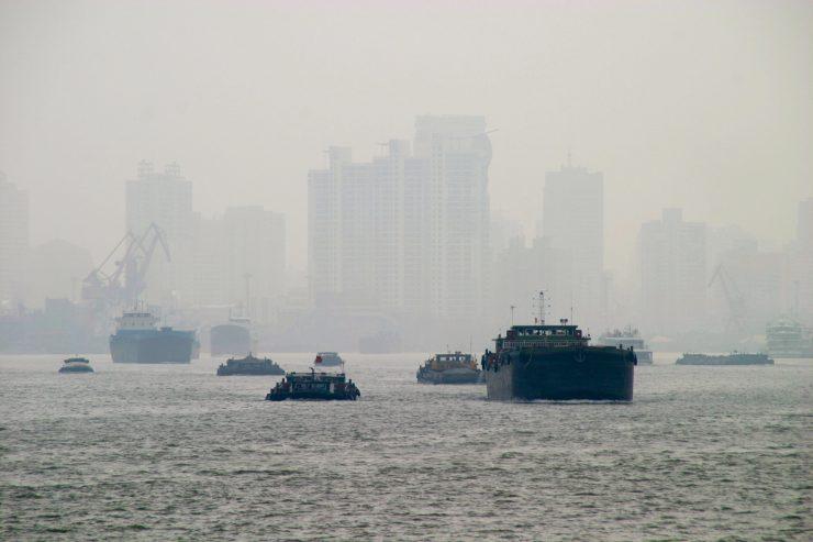 La contaminación del aire causa cuatro millones de muerte cada año en la región Asia - Pacífico.