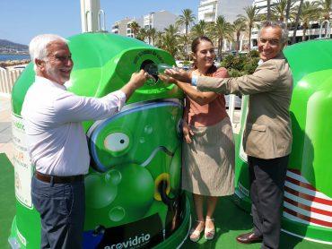Altea ha acogido la presentación de la campaña Movimiento Banderas Verdes