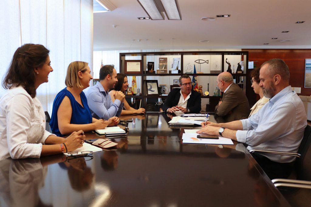 La reunión de Red DTICV presenta las líneas de desarrollo para nuevos municipios.