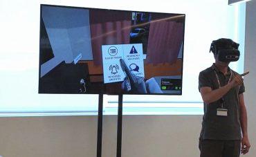 Accenture ha creado un servicio de realidad extendida que Meliá ha probado para entrenar a los trabajadores del servicio de limpieza de habitaciones.