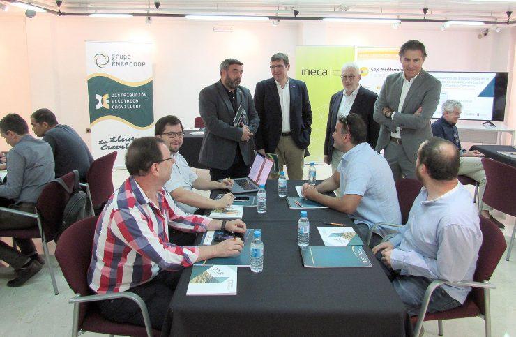 Crevillent ha acogido la presentación del Observatorio de Empleo Verde