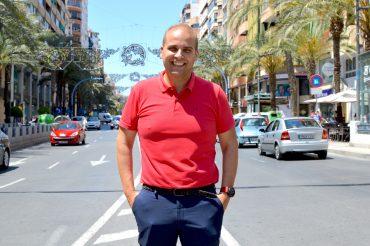Adrián Ballester resume el proyecto Digital Alic presentado en Bruselas