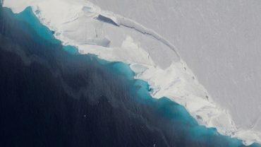 El glaciar de Thwaites | NASA / OIB / JEREMY HARBECK