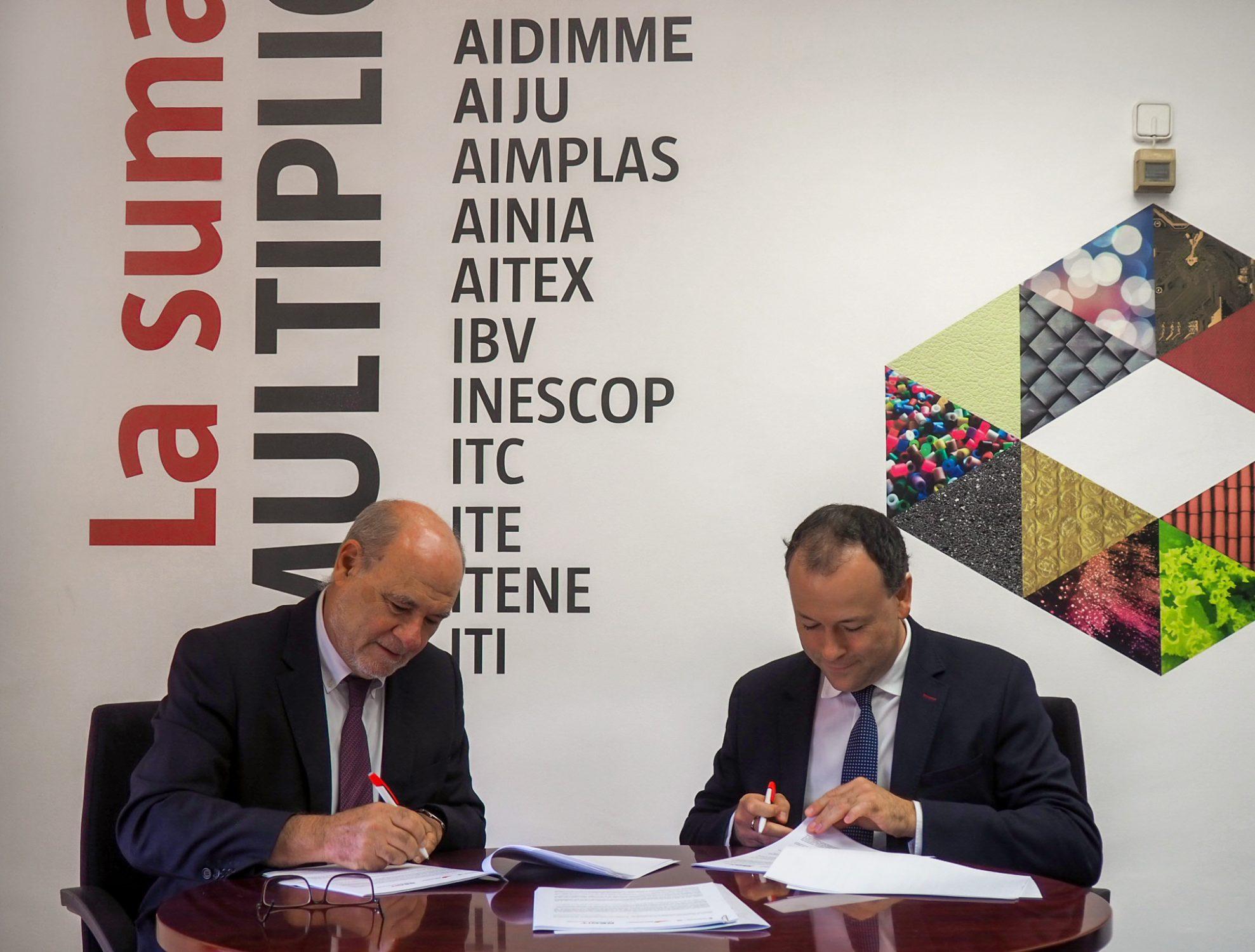 La AVI aportará 150.000 euros para promover más la especialización y las necesidades en el sector de la innovación de la Comunidad Valenciana.