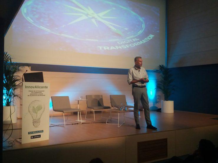 Enrique Dans explica la transformación digital y la importancia que tiene adoptarla para hacer frente a la crisis climática