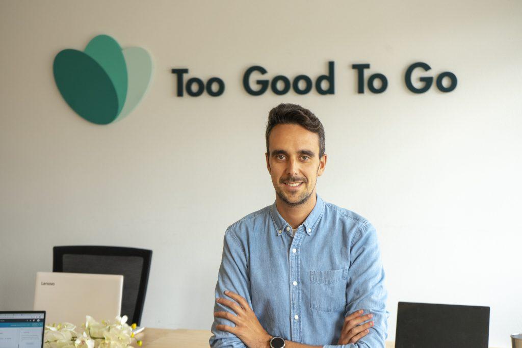 Carlos Garcia, de Too Good To Go