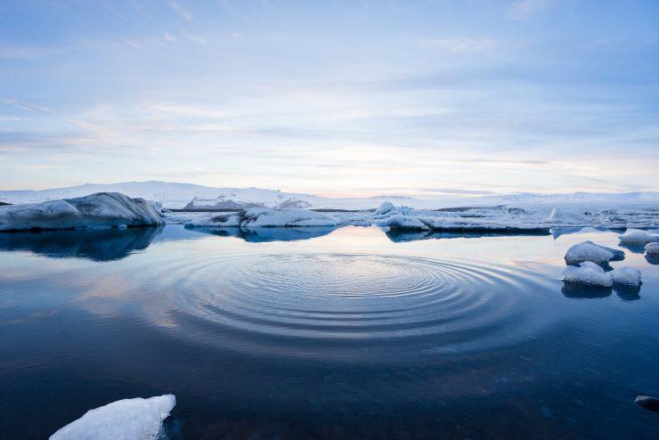 El calentamiento global ha reducido tanto la superficie máxima invernal como la mínima estival en el Ártico más rápidamente de lo que predecían los modelos