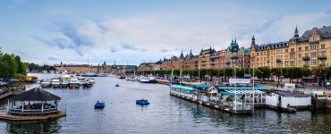 En Estocolmo aprovechan las aguas residuales para hacer biogás